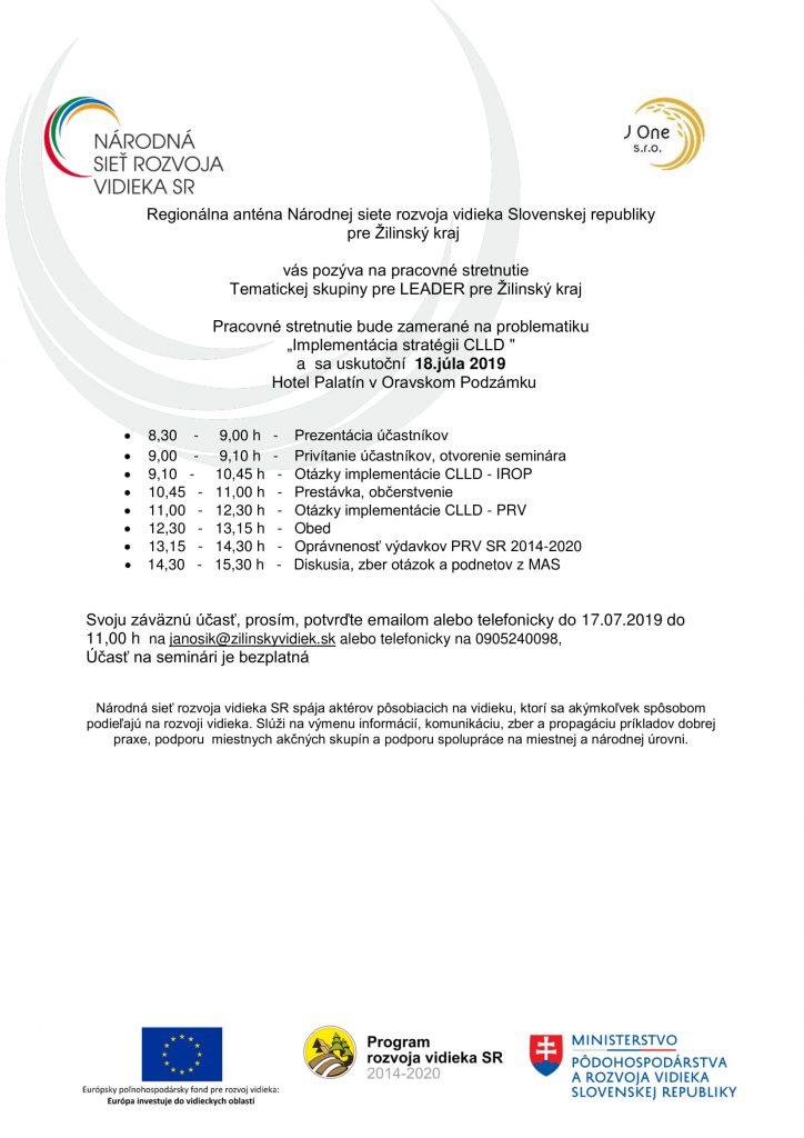 Pozvánka C 2.1-2 ZA-1