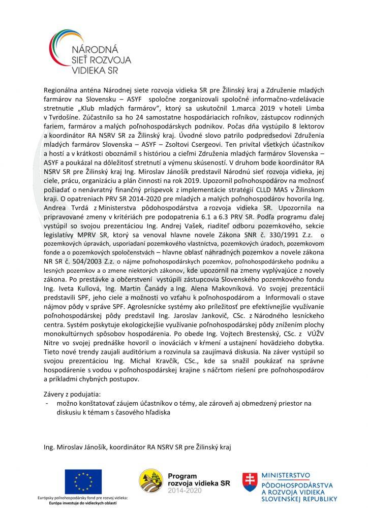 Správa C 2 4-1 ZA-2