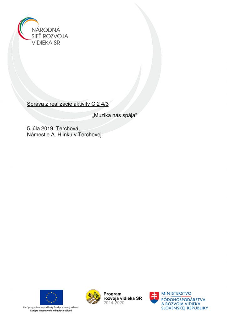 Správa C 2 4-3 ZA-1