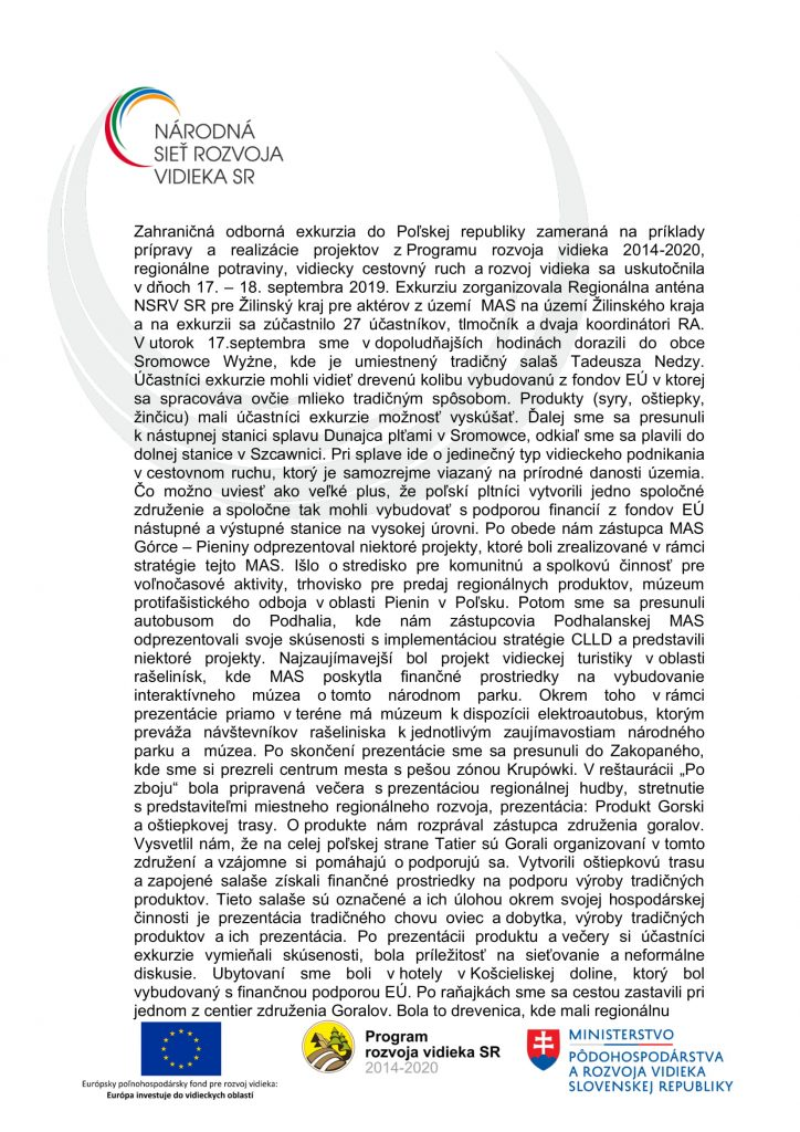 Správa C 2.2-1 ZA-2